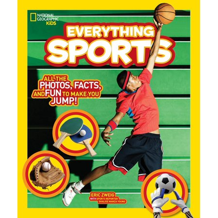 National Geographic Kids Everything Sports : All the Photos, Facts, and Fun to Make You Jump!](Halloween Fun Food Facts)