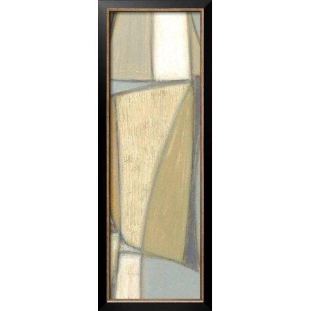 Structured Abstract IV Framed Art Print Wall Art By Norman Wyatt Jr ...