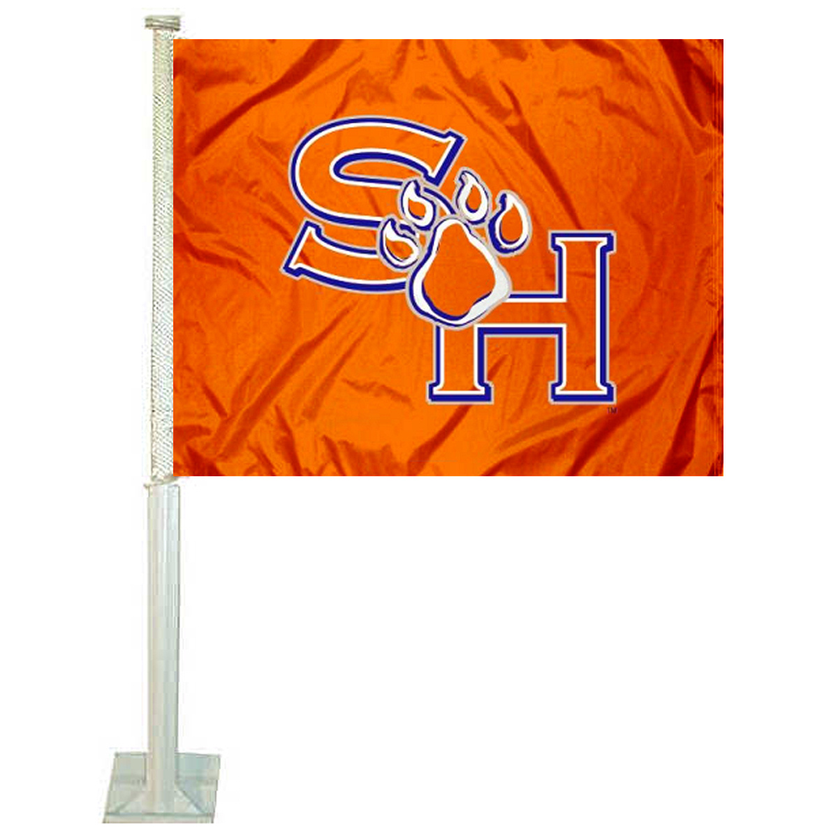 "Sam Houston State University 12"" x 15"" Car Flag"