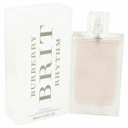 Burberry Brit Rhythm by Burberry Eau De Toilette Spray 3 oz for Women