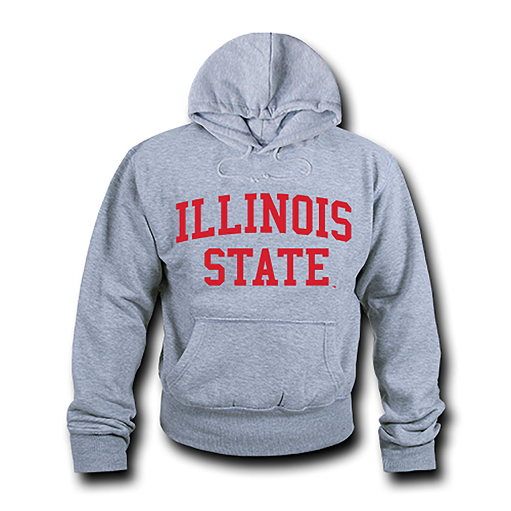 Illinois State Redbirds Game Day Hoodie (Gray)