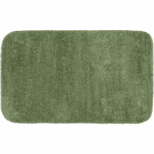 Traditional Soft And Plush Nylon Washable Bath Rug Deep Fern 30 X50 Garland Rugs Walmart Com Walmart Com