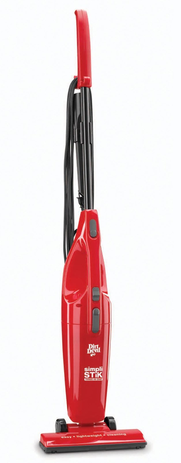 dirt devil simplistik lightweight bagless corded 3in1 hand and