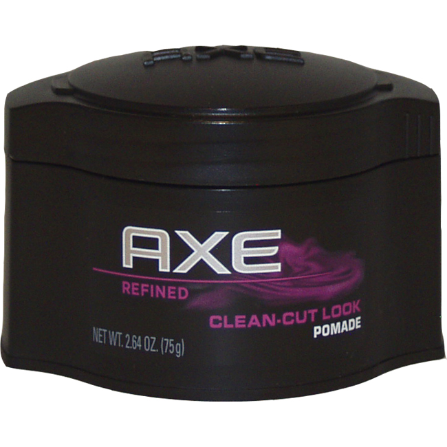 Clean Cut Look Classic Pomade by AXE for Men - 2.64 oz Pomade - image 1 de 1