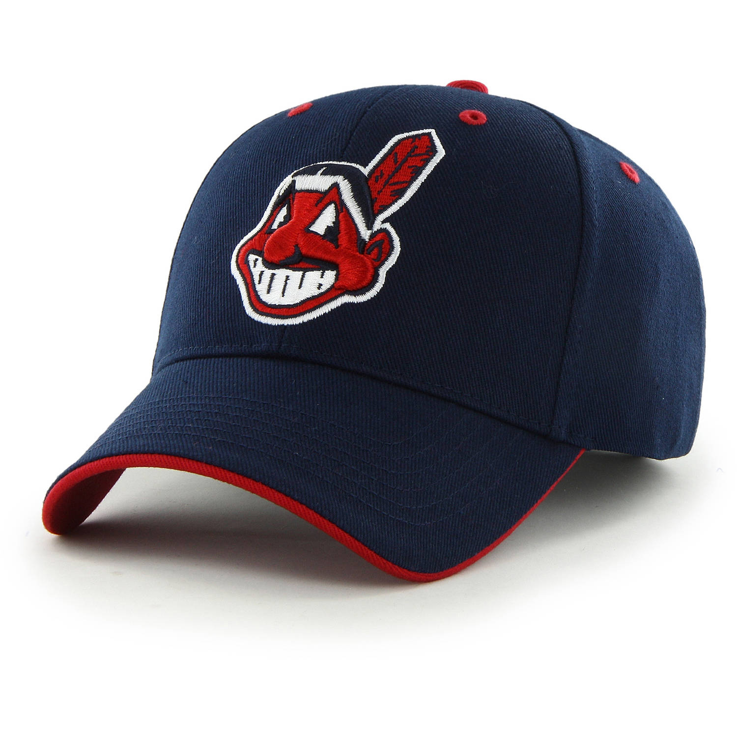 MLB Cleveland Indians Mass Money Maker Cap - Fan Favorite