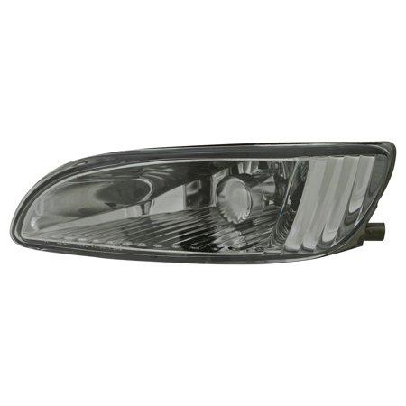 Lexus Rx330 Driver - TYC 19-5662-00-1 Fog Light Lamp Left Driver LH Side for LEXUS RX330 LEXUS RX350