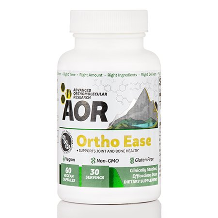 Ortho Ease - 60 Vegan Capsules by Advanced Orthomolecular Research