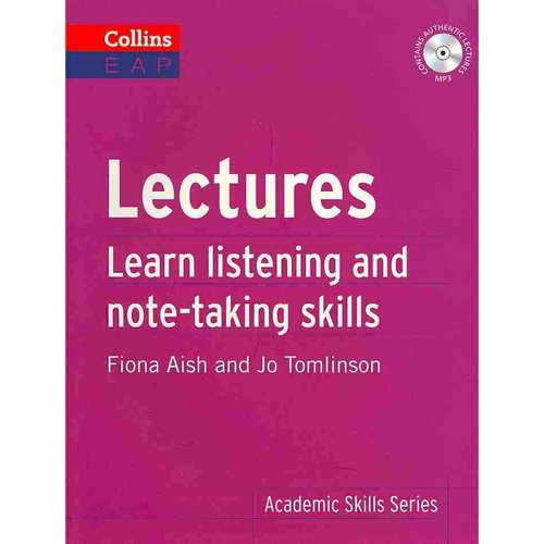 Lectures: Learn listening and note-taking skills