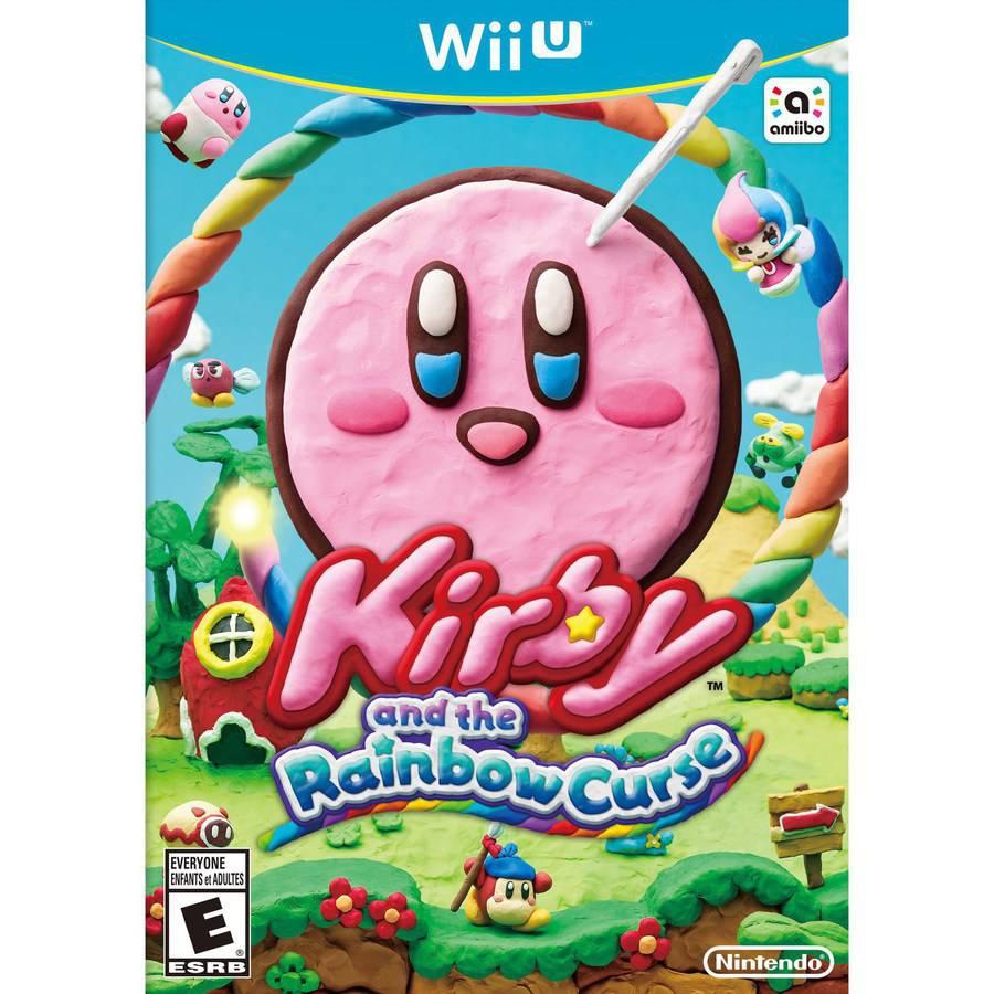 Kirby and the Rainbow Curse, Nintendo, Nintendo Wii U, 045496903497