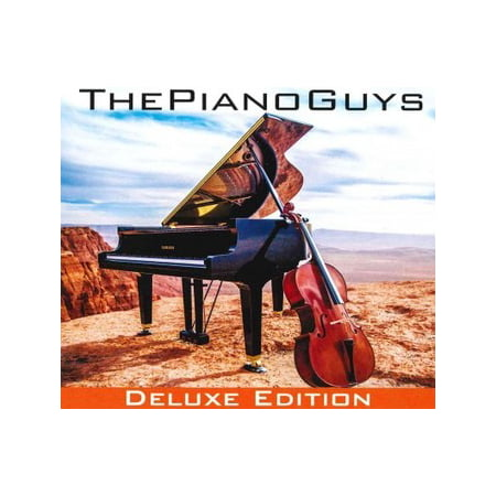 Piano Guys (CD) (Includes DVD)