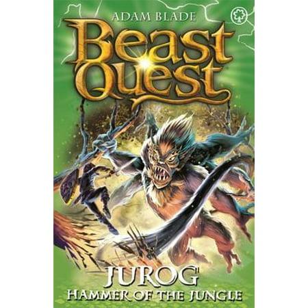 Beast Quest: Jurog, Hammer of the Jungle : Series 22 Book 3