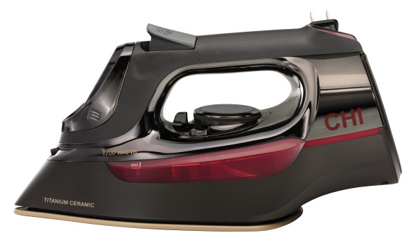 CHI Electronic Iron Digital Display with Retractable Cord Walmart Exclusive | Model# 13105