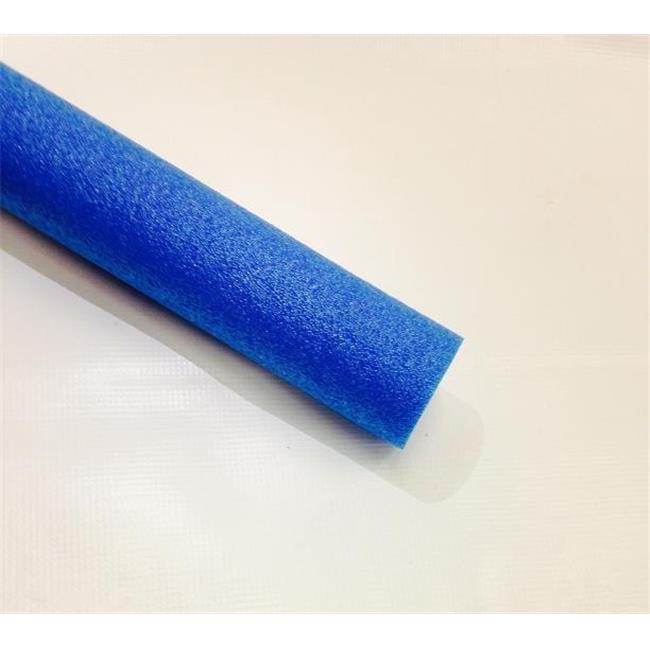 Bazoongi FSBLUE44-S5 44 in. Enclosure Foam Sleeve - Blue, Set of 5