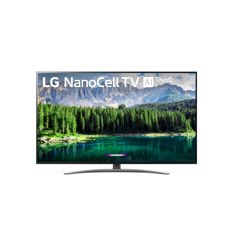 "LG Nano 8 Series 4K (2160) 49"" Class Smart UHD NanoCell TV W/AI ThinQ 49SM8600PUA 2019 Model"