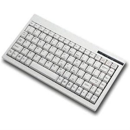 Solidtek Bluetooth Mini Keyboard - Solidtek KB-595U Mini Keyboard QWERTY 88 Keys Ivory USB