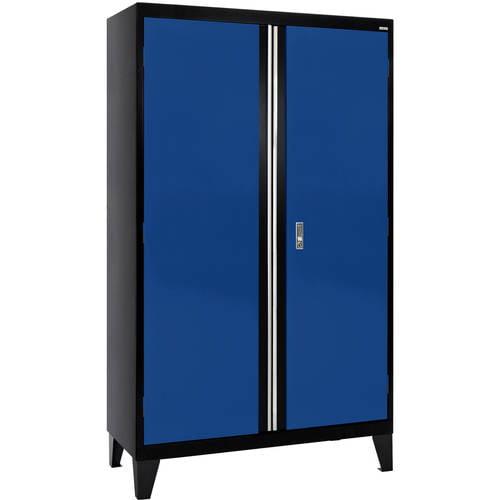 """46""""W x 24""""D x 79""""H Modular Storage System Jumbo Storage Cabinet by Sandusky"""