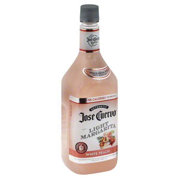 Jose Cuervo Light Margarita White Peach
