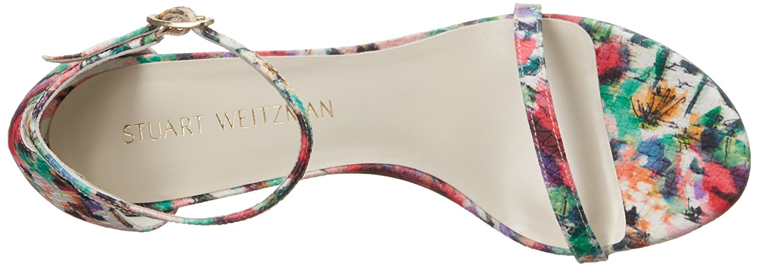 Stuart Weitzman Women's Nudistsong Economical, stylish, and eye-catching shoes