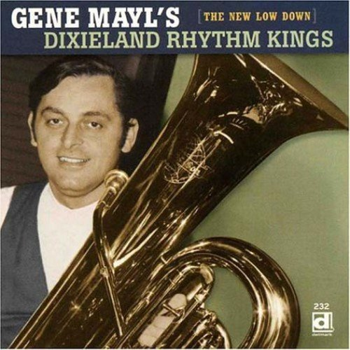 Full performer name: Gene Mayl's Dixieland Rhythm Kings.<BR>THE NEW LOW DOWN was originally released on the Blackbird label as TRIP TO WAUKESHA in 1965.<BR><BR>Gene Mayl's Dixieland Rhythm Kings: Vic Tooker (banjo); Pat Patterson (clarinet); Dick Baars (cornet); Bill Coburn (trombone); Gene Mayl (tuba, double bass); Clarence Hall (piano); Glenn Kimmel (drums).<BR>Recording information: 11/21/1965.