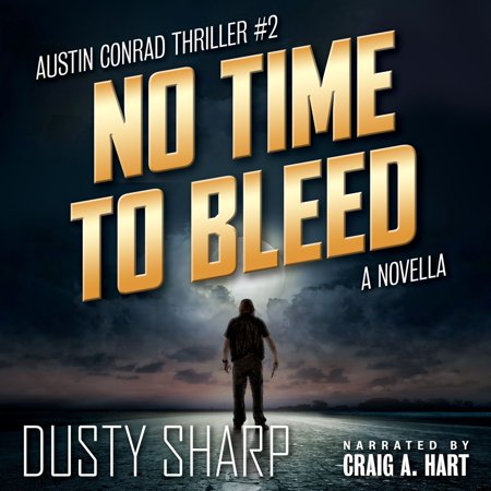 No Time To Bleed - Audiobook