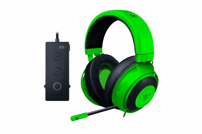 Razer Kraken Tournament Edition Thx Spatial Audio Full Audio