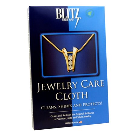 Blitz Jewelry Care Cloth