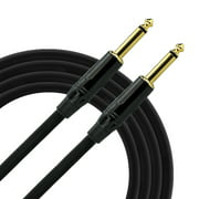 """20ft 1/4"""" Instrument Guitar Bass Amp Keyboard Audio Cable Cord Wire"""