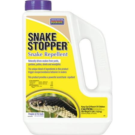 Bonide 4lbs. Snake Stopper Snake Repellent 4 Lb Snake Repellent