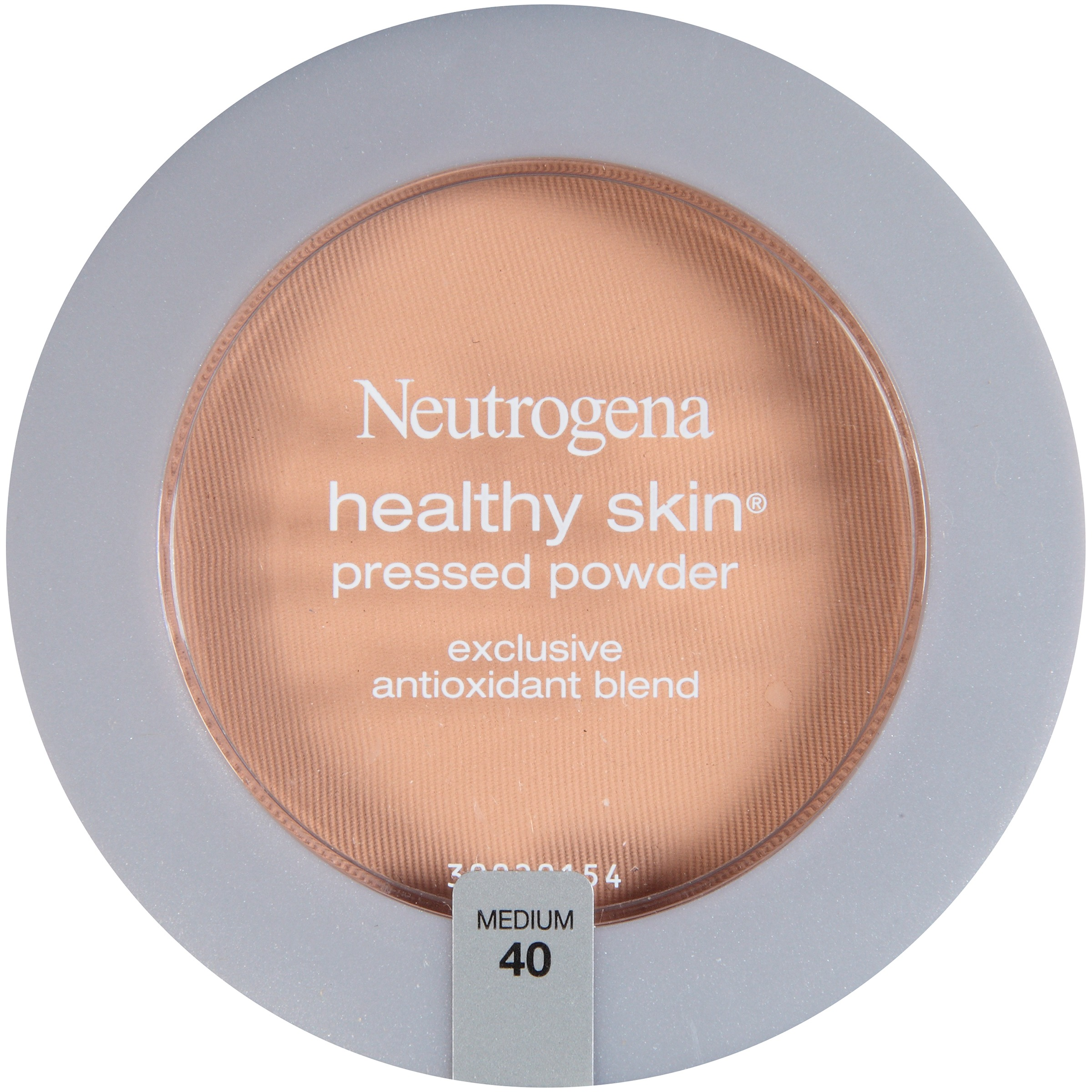 Neutrogena Healthy Skin Pressed Powder SPF 20, Medium 40, .34 Oz