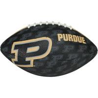 Purdue Boilermakers Rawlings Gridiron Junior Rubber Football - No Size