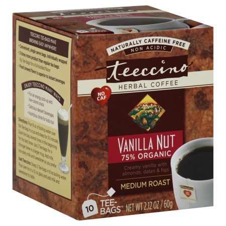 Vanilla Nut Chicory Herabl Tea 10ct