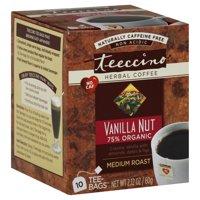 Vanilla Nut Chicory Herabl Tea 10ct