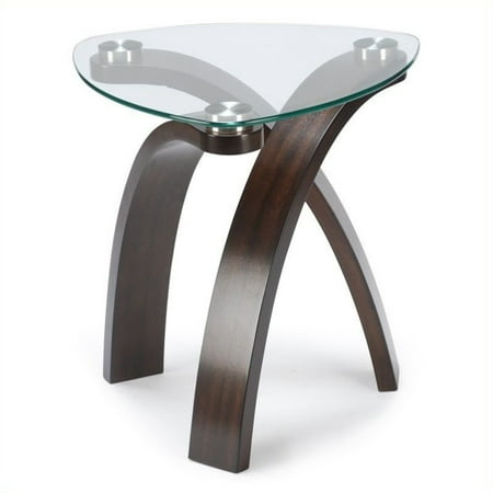 - Magnussen Allure Oval End Table