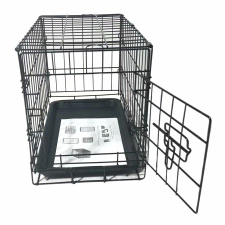 Noroomaknet Pet Cage for Mediun Small Dog and Cat, 20