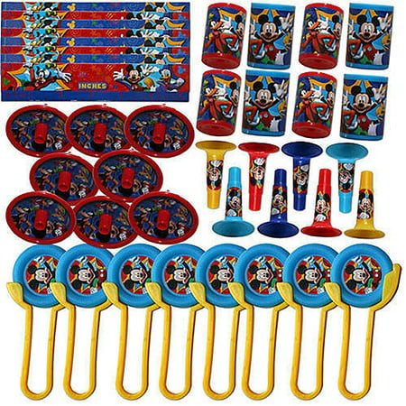 Disney Mickey Mouse Mega Favor Set](Mickey Mouse Gift Wrap)