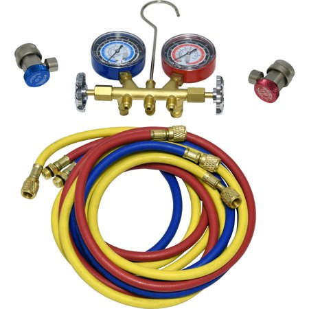 A/C Repair Tool -- Manifold Gauge Kit