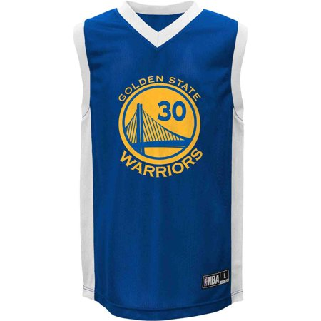 separation shoes feff5 d3768 NBA Golden State Warriors Stephen Curry Youth Team Jersey