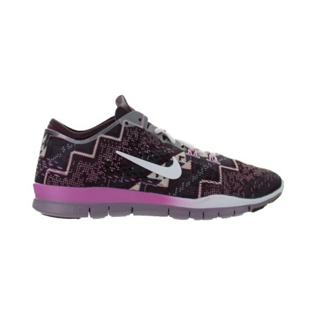 new style bb025 98f4d Nike - Womens Nike Free 5.0 TR Fit 4 PRT Deep Burgundy Ivory ...