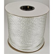 Cordage Source 710080-00500-0 0.25 x 500 in. Nyl Solid Braid Rope