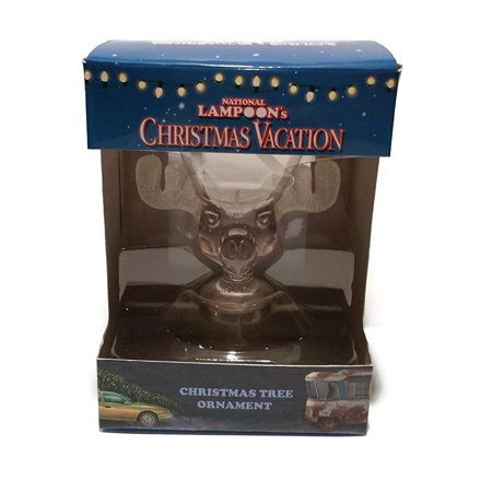 Hallmark National Lampoons Christmas Vacation Moose Mug Tree Ornament - Hallmark National Lampoons Christmas Vacation Moose Mug Tree