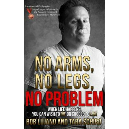 No Arms, No Legs, No Problem - eBook