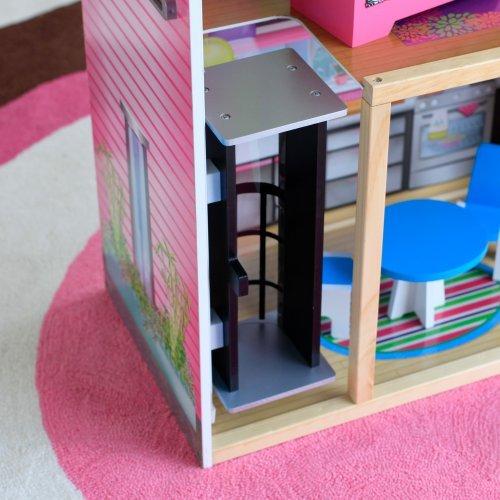 KidKraft Modern Mansion Dollhouse with Lights and Sounds Walmartcom
