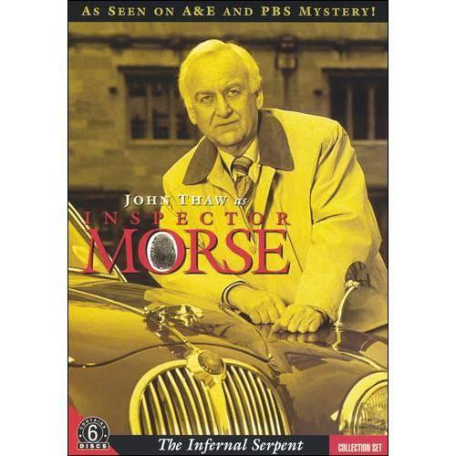 Inspector Morse: The Infernal Serpent Collection Set