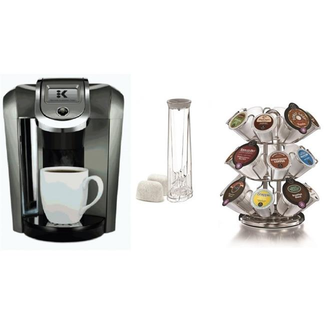 KEURIG K575PSTARTER1 Black Programmable Single-Serve Coff...