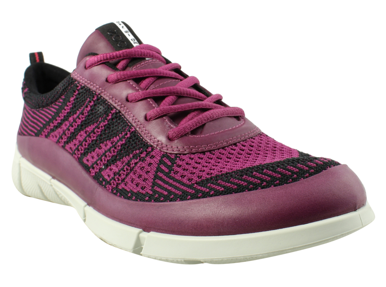 ECCO Womens Intrinsic 1 Fuchsia Fuchsia Running Shoes Size 11.5 New by Ecco