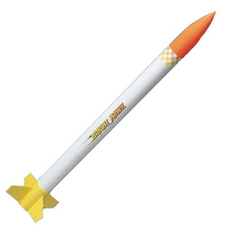 Aerospace Brighthawk Model Rocket Kit..., By Quest Ship from US