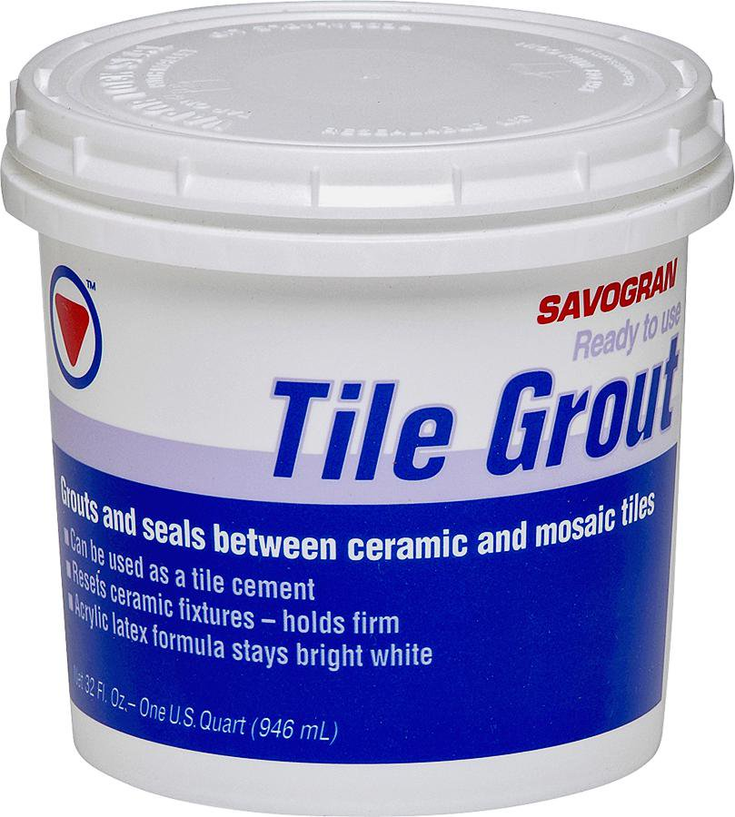 GROUT TILE READY TO USE QUART