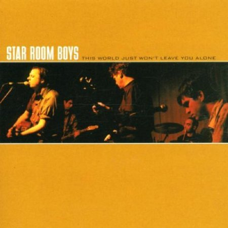 This World Just Won't Leave You Alone By The Star Room Boys Format Audio CD Ship from
