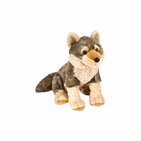 Cuddlekins Wolf By Wild Republic   10963