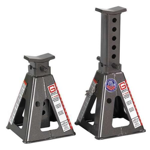 GRAY 7THF Vehicle Stands,